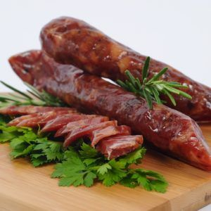 Trüffelkäse & Salami