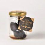 Ganzer Schwarzer Trüffel im Glas 25 g