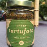 Salsa Tartufata (Trüffel / Steinpitz Pesto) 90 gramm