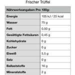 Frischer Trüffel – Schwarzer Trüffel Tuber Uncinatum (Burgundertrüffel)