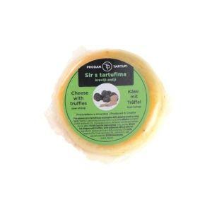 Kuh- & Schafskäse mit Trüffel ca. 240g