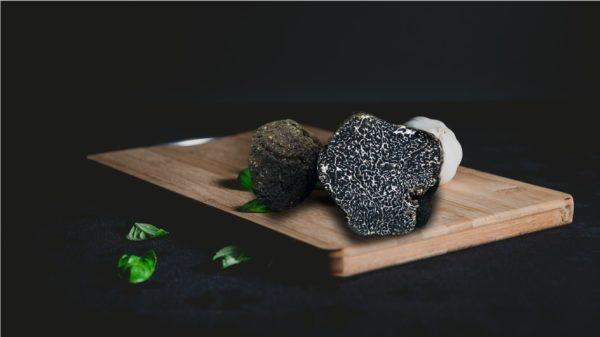 Frischer Trüffel Tuber Melanosporum Tüffel kaufen Frische Schwarzer Trüffel