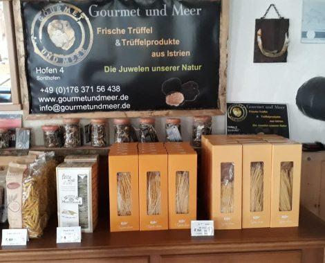 Gourmetundmeer Trüffelshop in Sonthofen