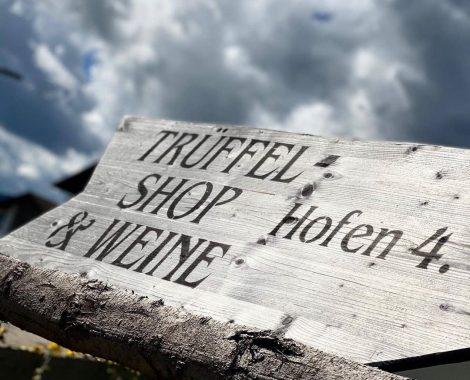 Trüffelshop - Frischer Trüffel & Trüffelprodukte